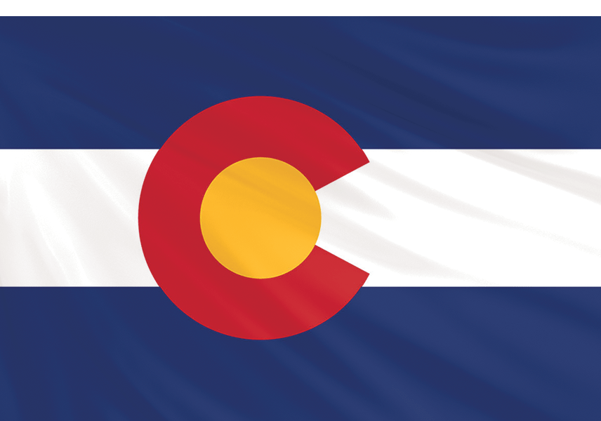 Colorado State Flag icon image