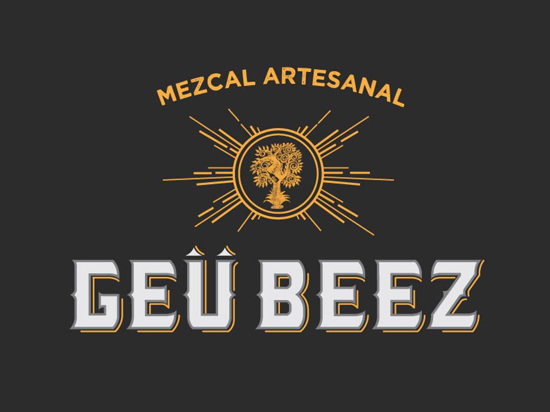 Geu Beez Mezcal logo image
